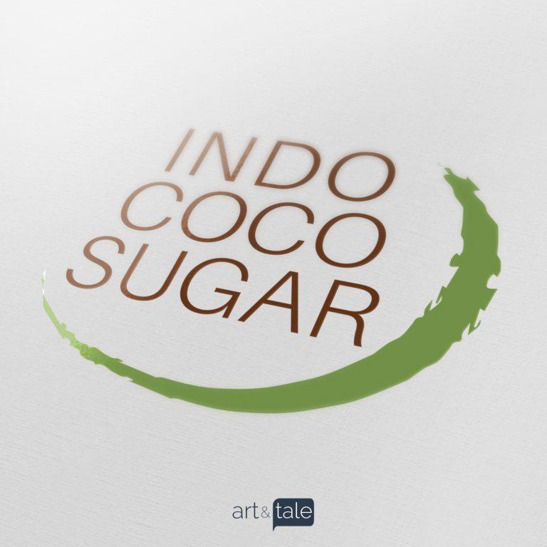 Packaging & Logo Design - Indo Coco Sugar