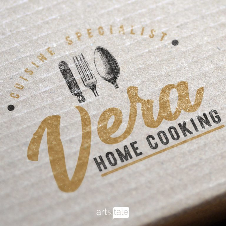 Brand identity - vera home cooking
