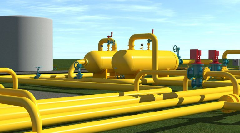 pertamina gas animation